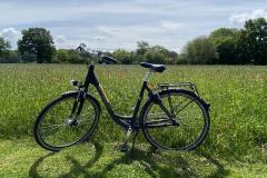Fahrrad Verleih auf dem Kerstgenshof