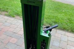 Fahrrad-Reparatur-Station-